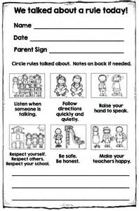 Behavior Letter To Parents From Teacher Template Why I Took My Behavior Chart Off My Wall Simply Kinder