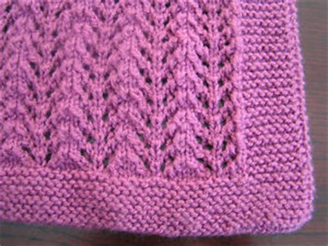 easy lace baby blanket knitting pattern easy to knit lacy baby blanket pattern in dk ebay