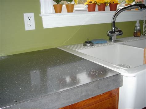 concrete countertops polished concrete countertops decorative concrete of
