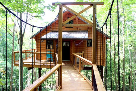 treehouse cabins in berlin ohio discover one of the most cabin getaways in ohio