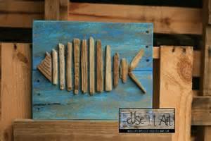 driftwood art reuse art