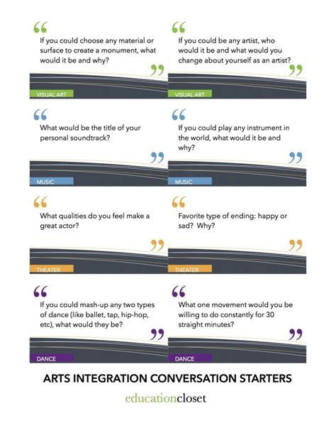 conversation starter cards templates smart ideas conversation cards educationcloset