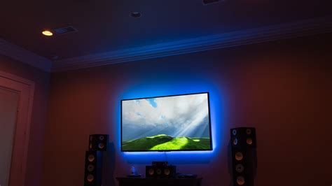 philips ambient light tv are philips hue lightstrips worth 90