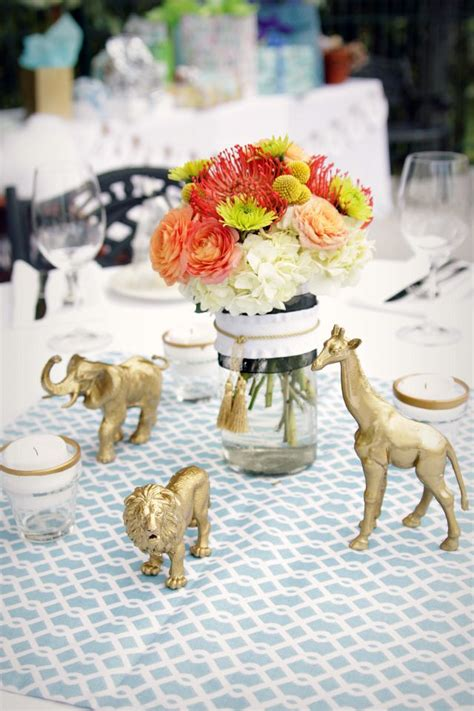 Safari Decorations For Baby Shower by Go Bananas These Fab Safari Baby Shower Ideas Baby