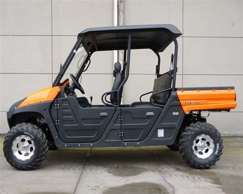 utv titan 4x4 600cc 5 seater side by side vehicle with