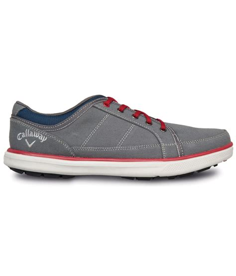 callaway mens delmar sport canvas golf shoes golfonline