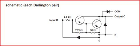 pull up resistor with diode uln2803 pull up resistor 28 images i2c protocol mbedded 1000 images about electronics on