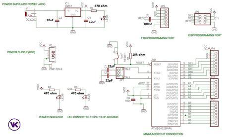 breadboard circuit schematic arduino circuit schematic images