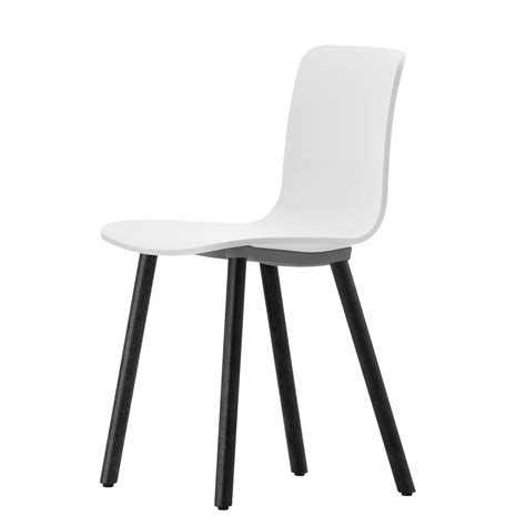 stuhl wooden hal wood chair by vitra in the shop