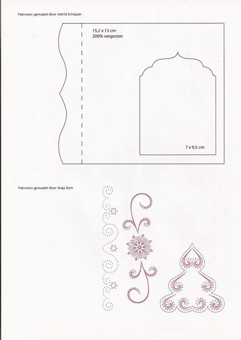 stitching cards templates 6455 best images about tarjetas bordadas on