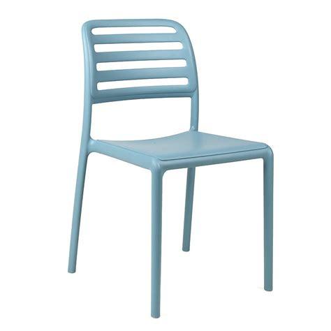 sedie da terrazzo sedia per terrazzo costa bistrot nardi