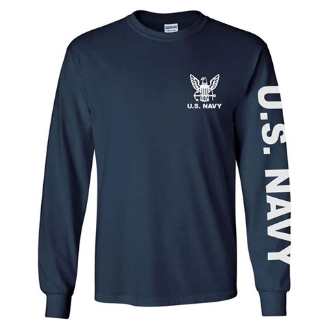 Navy Tshirt us navy sleeve t shirt