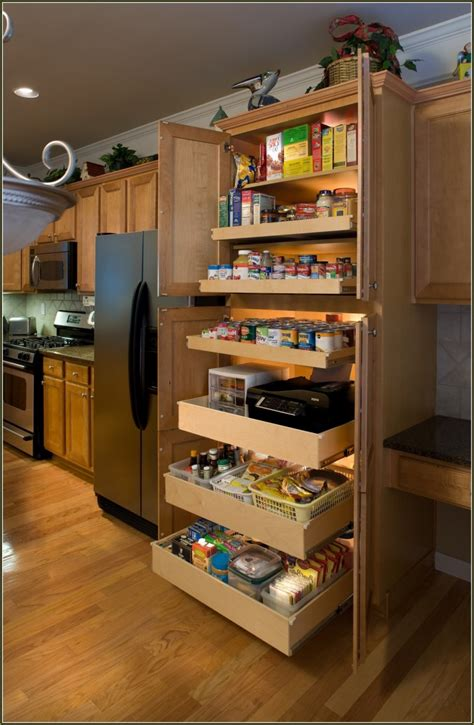 Kitchen Pantry Storage Cabinet by Kitchen Pantry Cabinet Installation Guide Theydesign Net