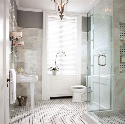 timeless bathroom this grecian marble helps create a timeless looking