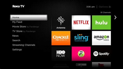 how an antenna complement your roku experience
