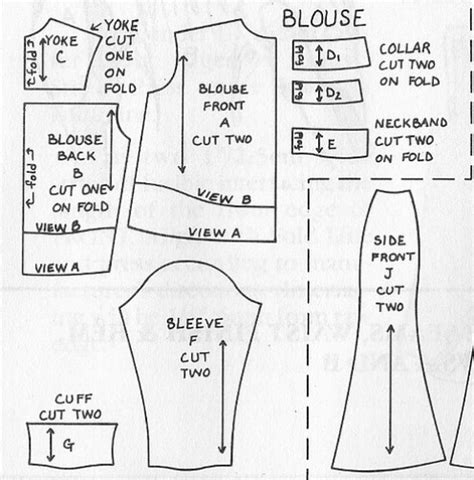 pattern making shirt how to sew a shirt blouse for women tutorial stitch