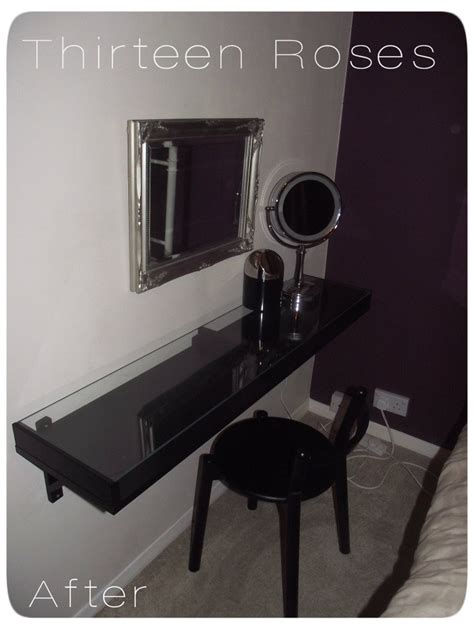 black vanity desk without mirror 10 best ekby alex ikea images on pinterest vanity