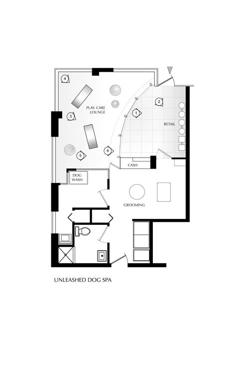 one canada square floor plan gallery of unleashed spa square one interiors 9