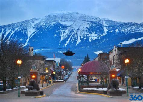 Search Bc Canada Turistattraksjoner Revelstoke Columbia Banen