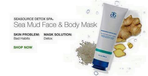 Seasource Detox Spa Sea Mud Mask by 16 Best Arbonne Seasource Detox Spa Images On
