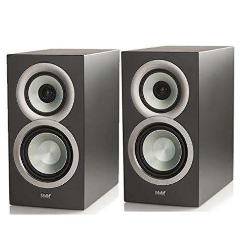 elac uni fi ub5 slim bookshelf speaker finished satin