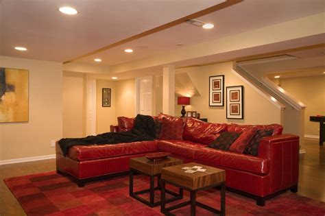 basement paint ideas modern house