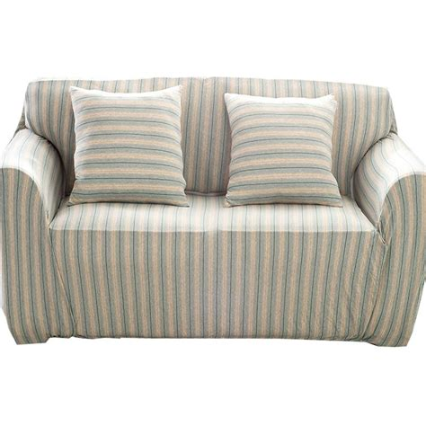 striped sofa slipcovers striped sofa slipcovers 187 sure fit ticking stripe one slipcovers 45 77 210 35