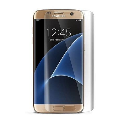 Folie S7 by Arktispro Samsung Galaxy S7 Edge Protection