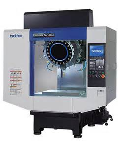 Home 5 Axis Cnc Machine by Brother Speedio S700x1 Compact Machining Center Yamazen