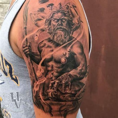 neptune tattoo instagram die besten 25 neptune tattoo ideen auf pinterest
