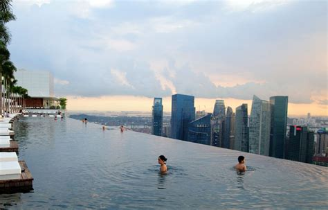 infinity pool death style pantry infinity pool at marina bay sands hotel in
