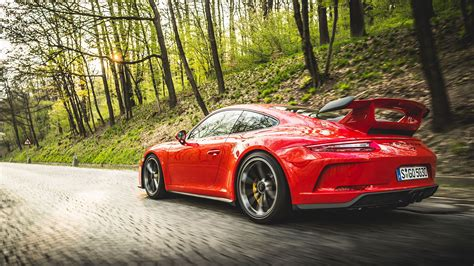 porsche usa 2017 porsche 911 gt3 review the most involving 911 ever goes