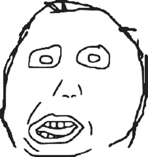Mentahan Meme - tokoh dan karakter meme rage komik anangpedia