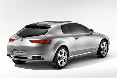 idrive alfa romeo brera is bold good looking and almost
