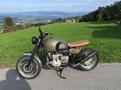 Motorrad Bmw Kaufen by Motorrad Occasion Kaufen Bmw R 80 R Ren 233 Frisch Ag St Gallen