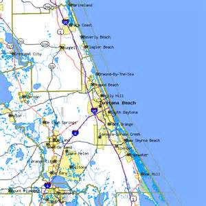 daytona map florida maps of daytona