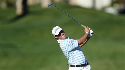 andrew loupe golf swing andrew loupe leads at t pebble beach national pro am after