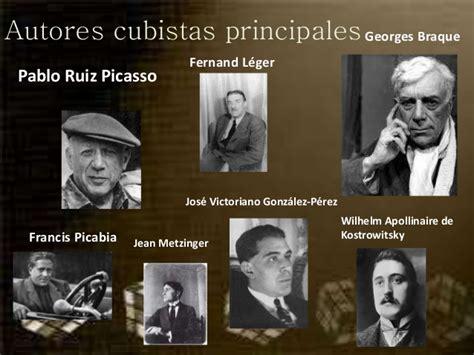 imagenes figurativas y sus autores cubismo