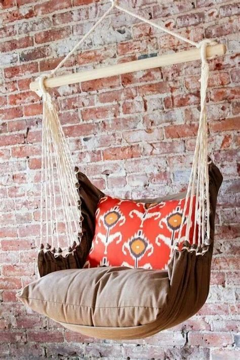 diy indoor swing chair 25 best ideas about hammock chair on pinterest chairs