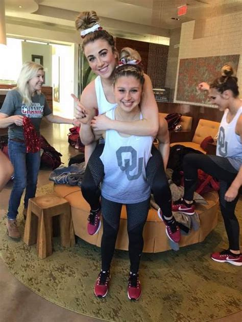 natalie brown oklahoma injury a story of perseverence the official site of oklahoma