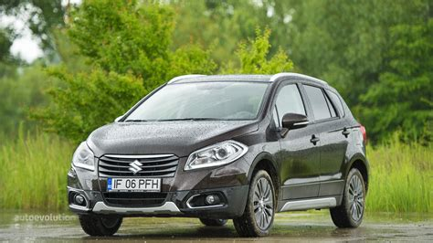Suzuki Sx4 Review 2014 2014 Suzuki Sx4 S Cross Car Review