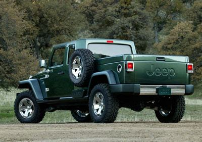 Buy My Jeep The Concept Jeep Gladiator Would You Buy One