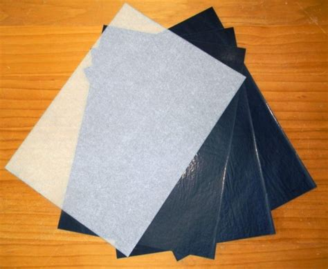 Make Carbon Paper - top 10 things that modern technology has recently made