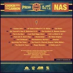 nas lost tapes nas don cannon cookin soul lost tapes 1 5 free