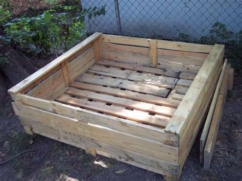 planter box made from pallets for the home pinterest
