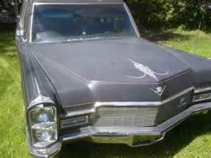 1968 Cadillac Ambulance Buy Used 1968 Cadillac Superior Hearse In Neenah