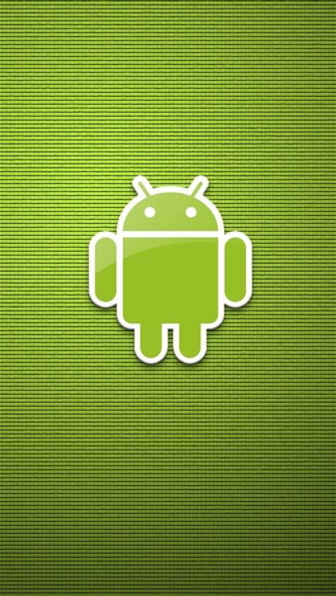 green android green android logo android wallpaper free
