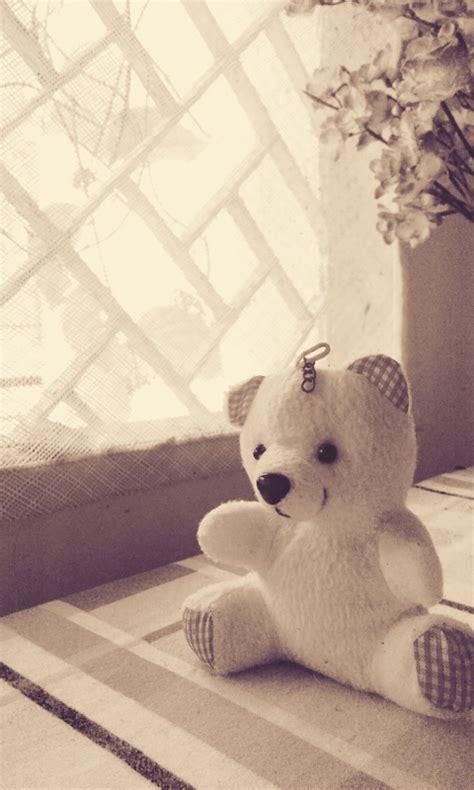 wallpaper cute hd for mobile cute teddy wallpaper