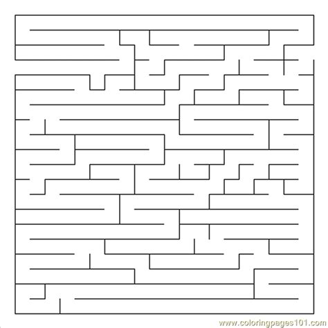 printable wedding maze free coloring pages of cake wedding maze