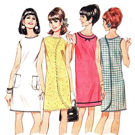 1960s Wardrobe by 1960s Mod Fashion Hairstylegalleries